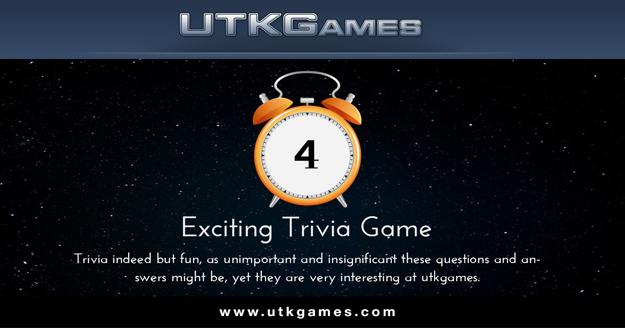 exciting trivia game